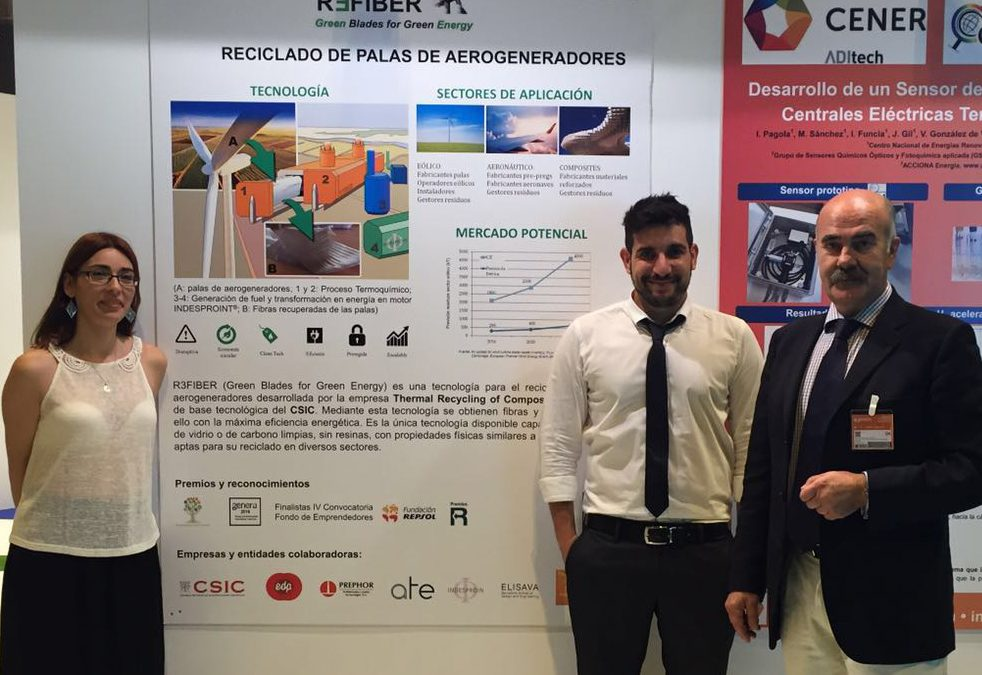 TRC in the Innovation Gallery GENERA 2016
