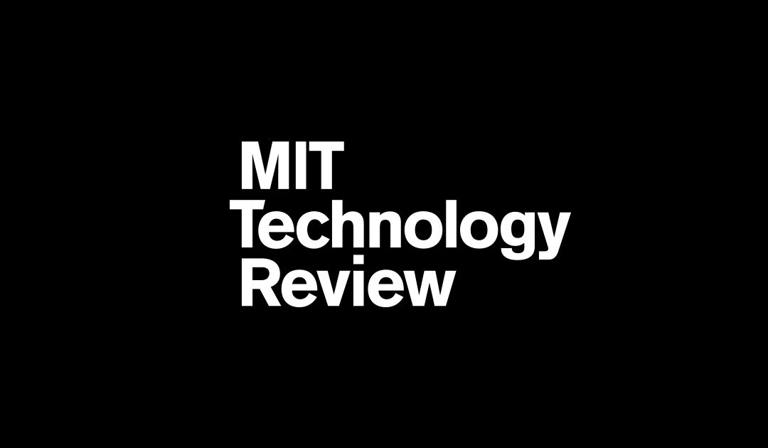 TRC in MIT Technology Review