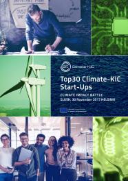 TRC dentro de las Top30 Climate-KIC Start-Ups de Europa